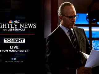 Lester Holt Reports From Manchester After Deadly Concert Bombing