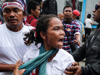 Anger as Indonesian Christian Governor Is Jailed for Blasphemy Against Islam