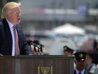 Trump Reaffirms 'Unbreakable Bond' Between U.S. and Israel