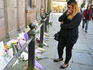 Watch Live: Vigil For Manchester Arena Attack Victims