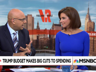 Trump Budget's War on Safety Net
