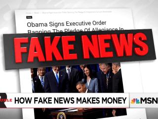 How Fake News Makes Money