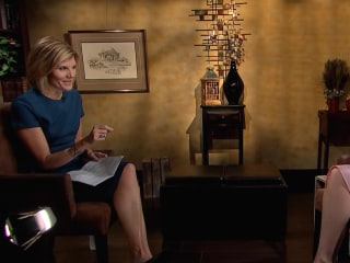 Kate Snow's Extended Interview with Former GOP Presidential Candidate Carly Fiorina