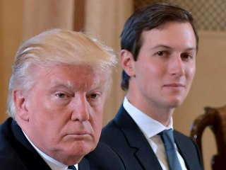 Trump's son-in-law Jared Kushner reportedly urged to 'lay low' amid Russia probe