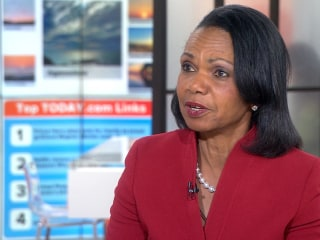 Condoleezza Rice: More U.S. Troops in Afghanistan 'Doesn't Make Sense' Without New Strategy