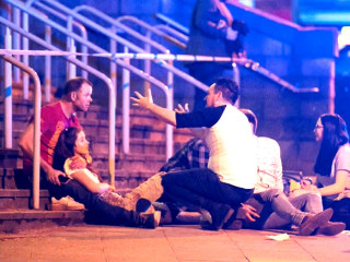 Death toll in Manchester bombing climbs to 22, including children