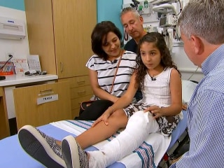 10-Year-Old Florida Girl Pries Leg From Alligator's Mouth