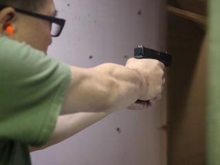 Inside Manhattan's Lone Gun Range