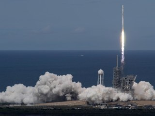 Watch Live: SpaceX Rocket Re-Launch