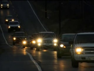 Headlights on Majority of SUV's May Not be Adequate, Research Finds