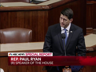 Ryan: 'An Attack on One of Us Is an Attack on All of Us'