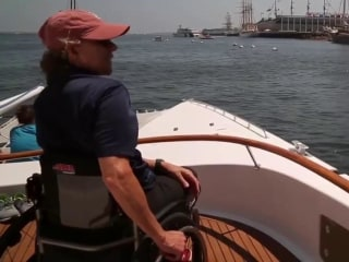 'Impossible Dream' Catamaran Gives Those With Disabilities a Chance to Sail