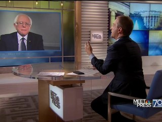 Full Sanders Interview: Obamacare 'Has Problems' But Can Be Fixed