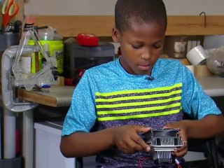 11-Year-Old Invents Device to Help Prevent Leaving Children In Hot Cars