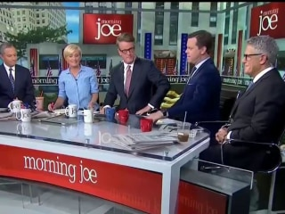'Morning Joe' Hosts: White House Tried to Leverage Tabloid Story Against Us