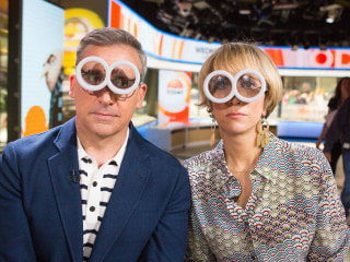 Steve Carell and Kristen Wiig Talk 'Despicable Me 3'