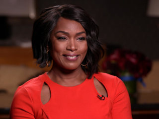 Angela Bassett on 'Black Panther,' health and her mom