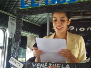 Buses to Newsrooms: Venezuelan Journalists Defy Censorship With 'El BusTV'