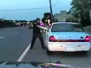 Dash Cam of Philando Castile Shooting Released