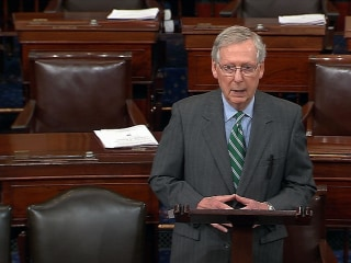 McConnell Reveals Key Points of GOP Health Care Bill on Senate Floor
