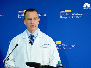 Doctor: Scalise Suffered 'Substantial Damage' by Gunshot