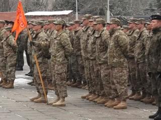 January 2017: Polish PM Welcomes U.S. Soldiers