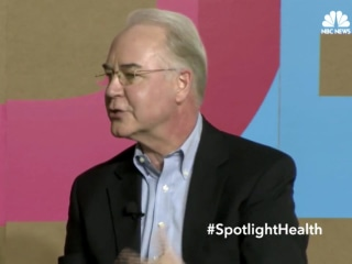 Sec. Price Answers Whether Health Care Is Privilege Or A Right