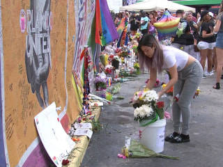 Lives Lost At Pulse Nightclub Shooting Honored On Anniversary