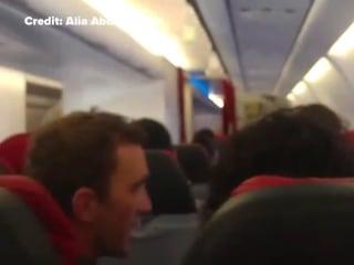 Air Asia Plane Begins Shaking Like A 'Washing Machine' Mid-Flight