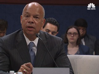 Fmr. DHS Secy.: Putin Orchestrated Election Cyber Attacks, 'Plain and Simple'