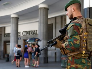 Foiled Terror Attack Could Have Been Much More Serious, Belgian Authorities Say