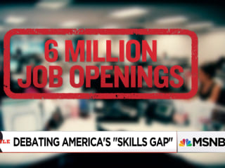 "Do U.S. workers have a ""Skills Gap"" problem?"