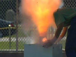 CPSC Makes Annual Warning About Dangerous Fireworks