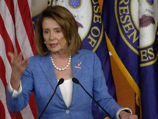 Pelosi on Criticism from Dems: 'I Think I'm Worth the Trouble'