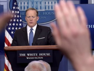 Sean Spicer: The Art of Dodging the Question