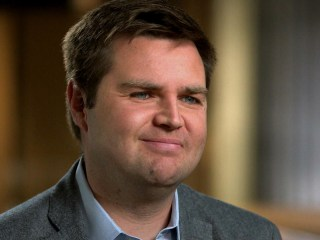 'Hillbilly Elegy' author JD Vance on running for office: 'You never say never'