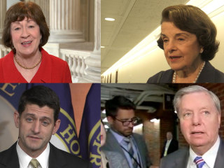 Schumer, Pelosi Denounce Senate GOP's 'Heartless' Health Care Bill