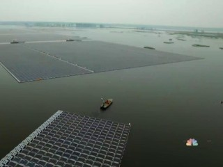 China Is Home to World's Largest Solar Farm and Looks to Become Clean Energy Leader