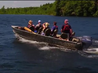 Inspiring America: Summer Camp For Injured Veterans and Their Families