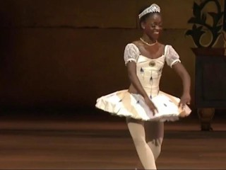 From War Orphan in Sierra Leone to Dutch National Ballet Soloist