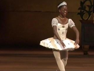 From War Orphan in Sierra Leone to Dutch National Ballet Soloist
