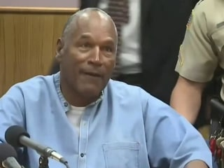 O.J. Simpson Granted Parole in Vegas Robbery Case