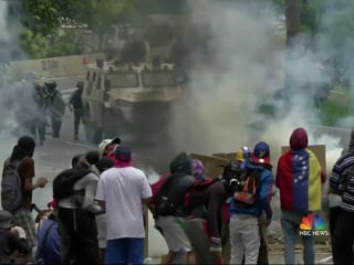 Venezuela in Crisis: Protests May Grow More Intense Ahead of Vote