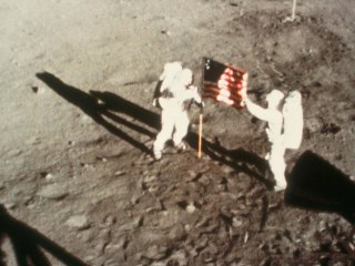 Relive Apollo 11's Historic Moon Landing