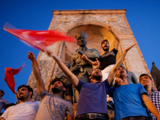 Turkey's Failed Coup: One Year Later