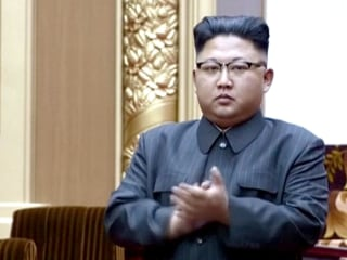 Kim Jong Un Honors ICBM Developers After Successful Test-Launch
