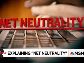 Explaining 'Net Neutrality'