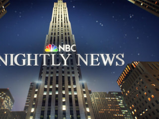 WATCH LIVE: NBC News' Nightly News