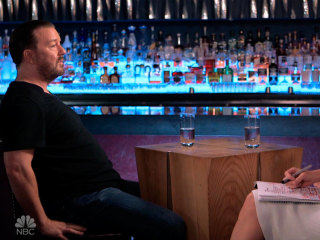 PREVIEW: Megyn Kelly Interviews Ricky Gervais