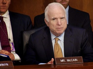 John McCain's brain cancer prognosis is 'not very good,' medical expert says